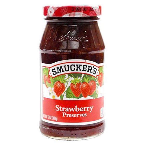 盛美家草莓果醬340g【愛買】