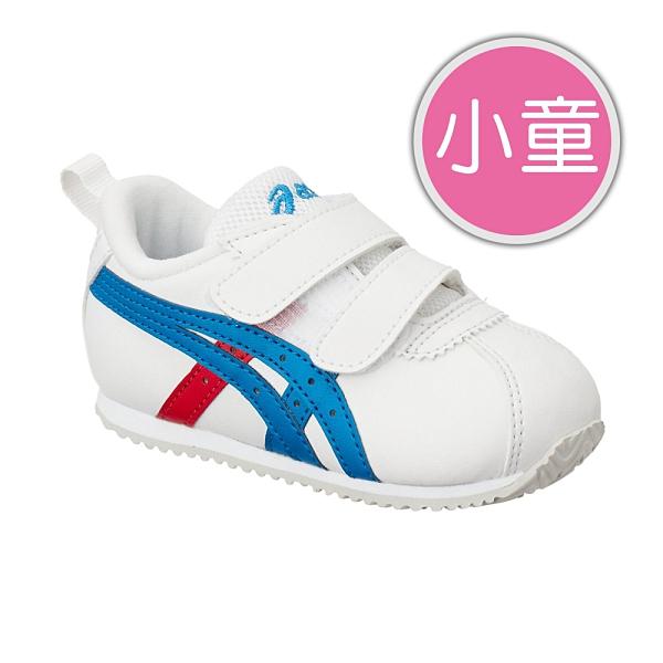 ASICS CORSAIR BABY SL 2 幼童學步鞋 小童鞋 經典白藍紅 1144A151-101 21SSO