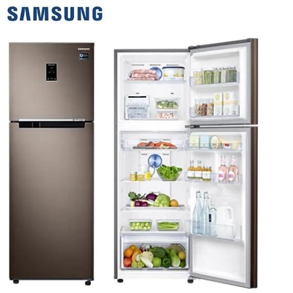 【三星】323L 雙循環雙門電冰箱《RT32K553FDX》(奢華棕)壓縮機10年保固