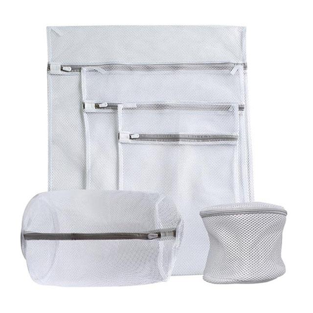 免運 DL 家庭5件式洗衣網(大/中/小/圓柱/內衣) A463044 【2組】