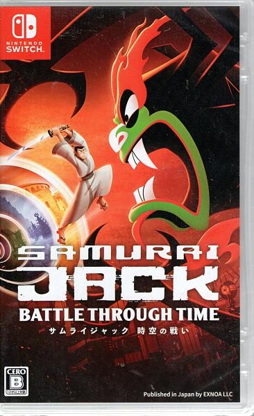 【玩樂小熊】現貨 Switch遊戲 NS 傑克武士 穿越時空的戰鬥 Samurai Jack: Battle 中文版