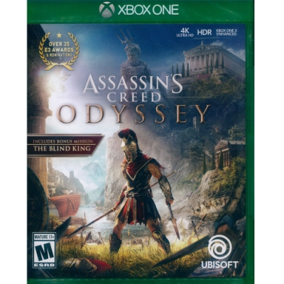 刺客教條:奧德賽  Assassin s Creed Odyssey - XBOX ONE 中英文美版