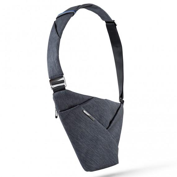 【FINO槍包】三代D1 牛仔藍 超薄貼身防盜包