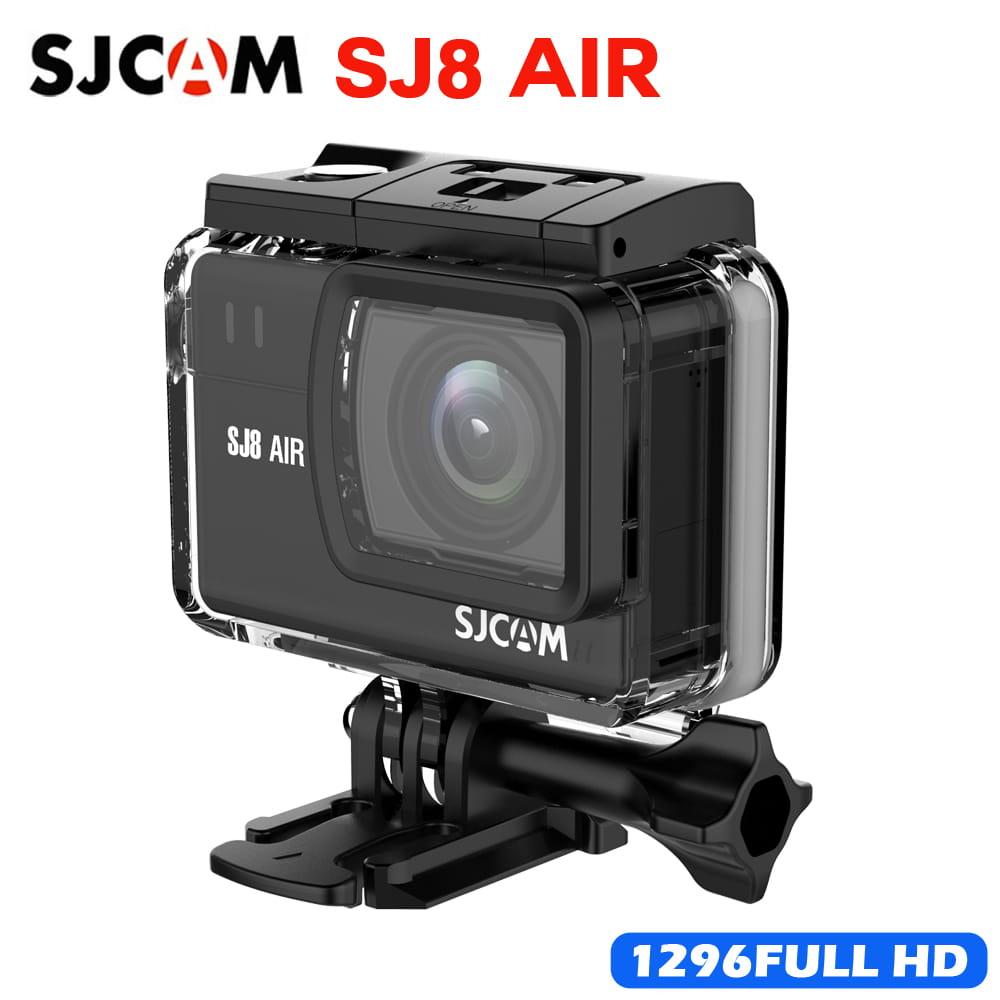 【贈32卡】SJCAM SJ8 AIR 1296P WIFI防水型 運動攝影/行車記錄器