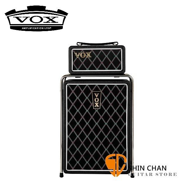 VOX MSB50BA 50瓦電貝斯音箱 音箱頭+1x8吋喇叭箱體【原廠公司貨一年保固/Mini Superbeetle Bass】