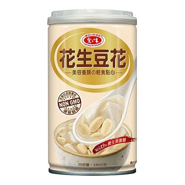 愛之味花生豆花340Gx6【愛買】
