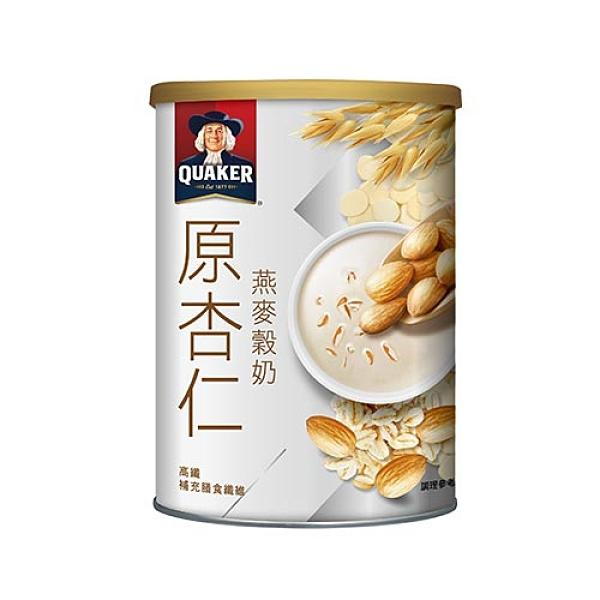 桂格原杏仁燕麥榖奶390G【愛買】