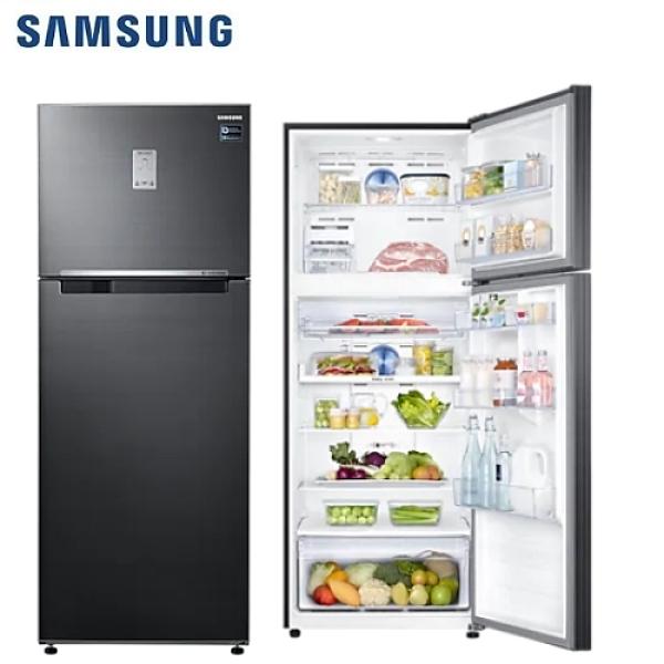 【三星】456L 雙循環雙門電冰箱《RT46K6239BS》(魅力灰)壓縮機10年保固
