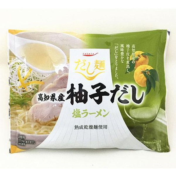 Tabete蜜柚鹽味拉麵102g【愛買】