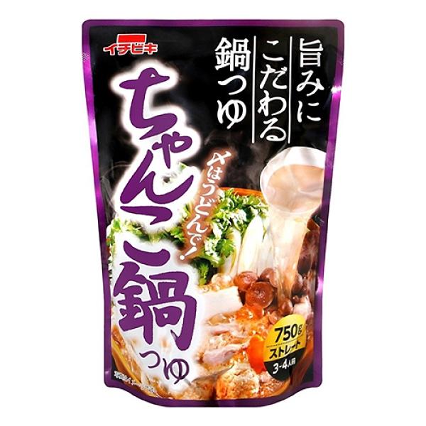 ICHIBIKI相撲風味火鍋高湯底750G【愛買】