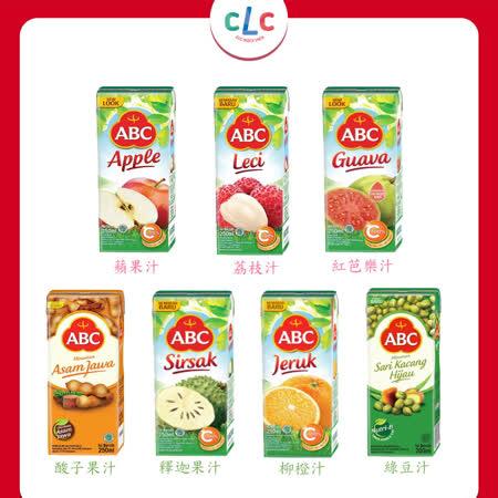 印尼 ABC Juice 果汁 250ml