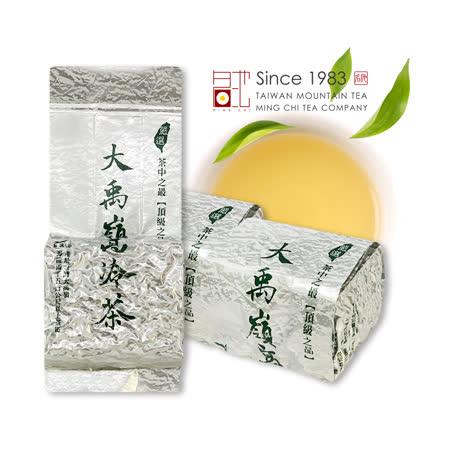 【名池茶業】初雪入林大禹嶺鮮採高冷烏龍茶(75gx2)