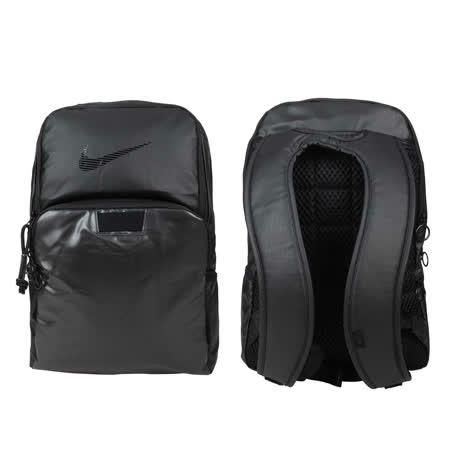 NIKE 大型後背包-雙肩包 肩背包 旅行包 筆電包 15吋筆電 黑 F