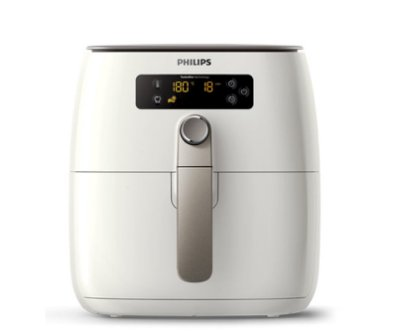 【現貨-全新品】 PHILIPS 飛利浦 渦輪氣旋健康氣炸鍋 HD9642 附串燒架/原廠食譜