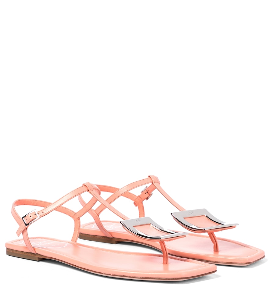 Bikiviv' leather sandals