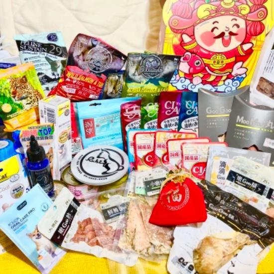 3688寵貓福袋(限量5份)買再送KONG貓草玩具