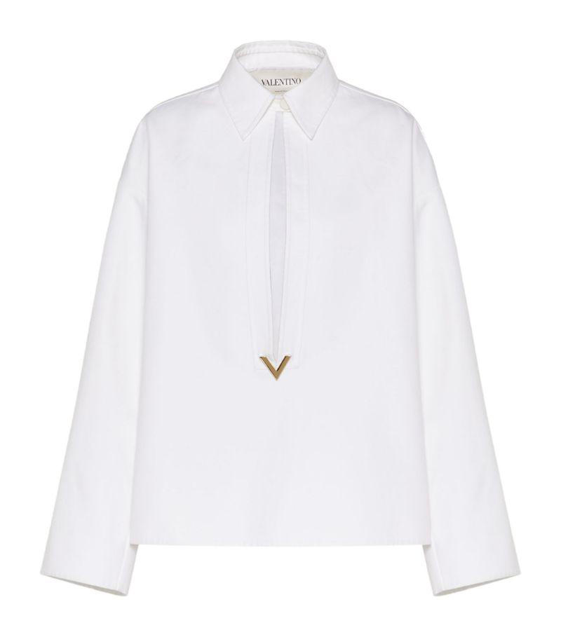Valentino Collared Shirt