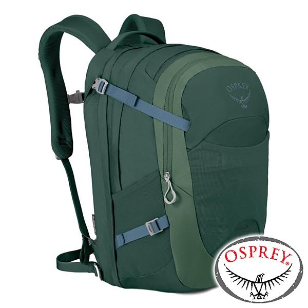 【美國 OSPREY】Daylite Plus 20休閒背包 20L『海龜綠』10002806 背包.健行.旅遊.登山.露營.戶外