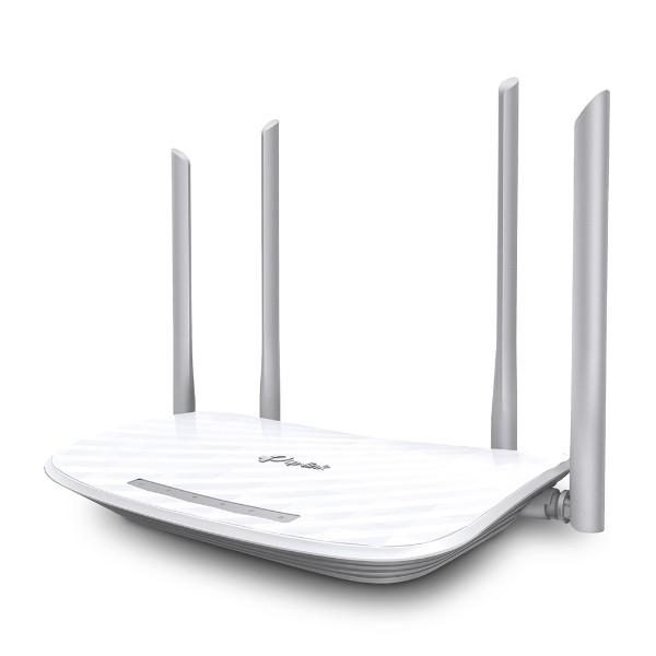 TP-Link Archer C50 AC1200 無線網絡wifi雙頻路由器(分享器)