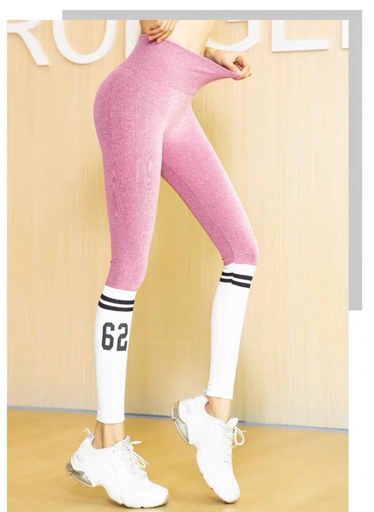 運動休閒長褲seamless韻律有氧跑步瑜珈lets sea-koi時尚款必備