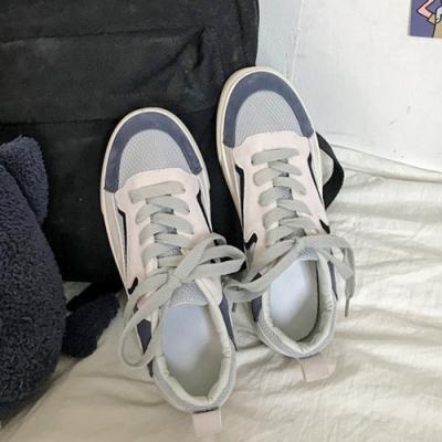 韓國KW美鞋館-(現貨)明星同款學生運動休閒鞋(共1色)