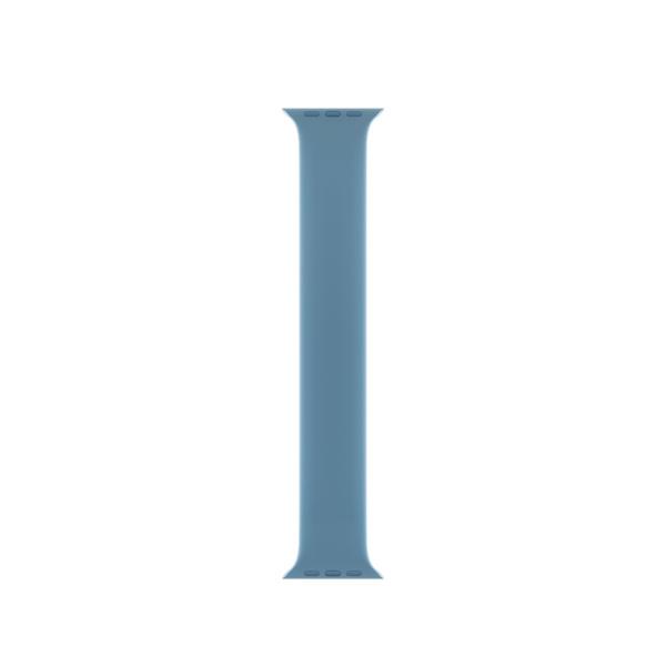 40 公釐粉蝶藍色單圈錶環 - 5 號