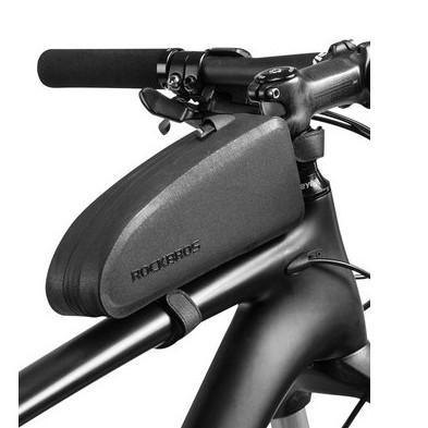 洛克兄弟自行車包上管車頭包公路車前梁包山地騎行包防水鞍包配件