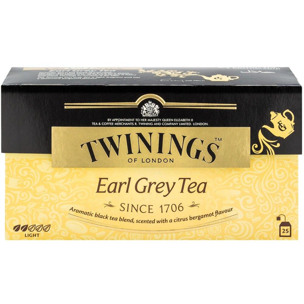 Twinings 唐寧茶 皇家伯爵茶(2gx25入)│9481生活品牌館