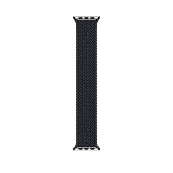44 公釐木炭色編織單圈錶環 - 6 號
