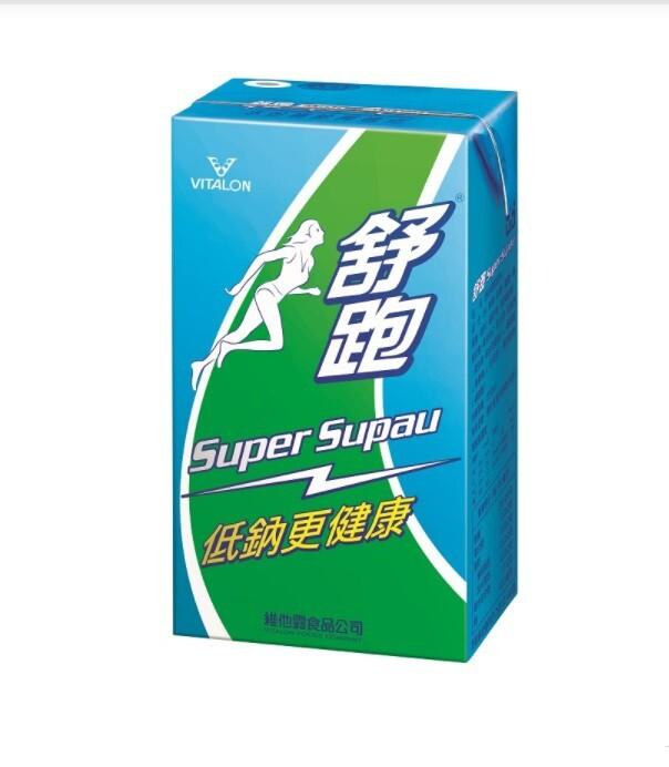 低鈉舒跑運動飲料250ml