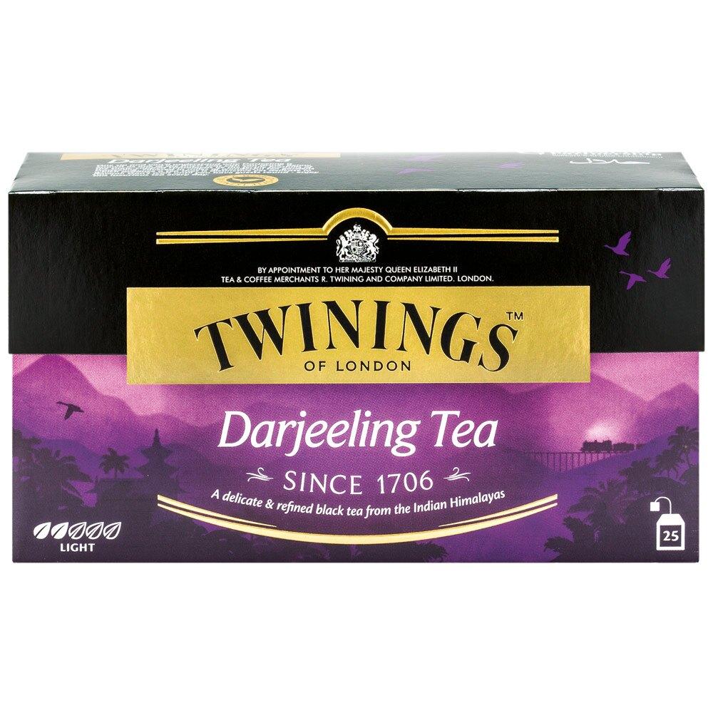Twinings 唐寧茶 歐式大吉嶺茶(2gx25入)│9481生活品牌館