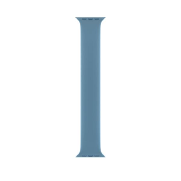 44 公釐粉蝶藍色單圈錶環 - 10 號