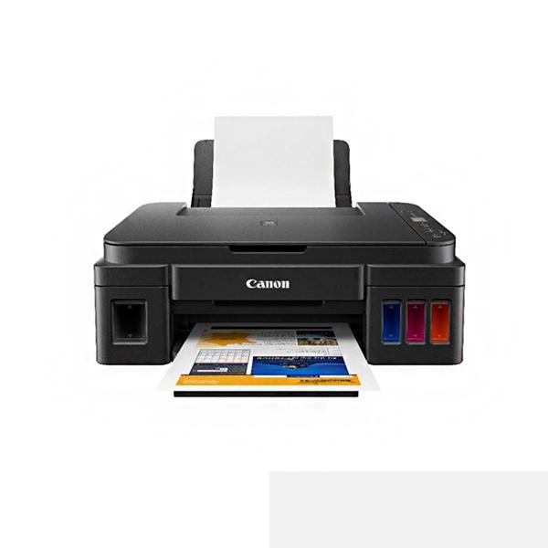 【主機加購1組墨水】Canon PIXMA G2010 原廠大供墨複合機 原廠保固《內附原廠隨機墨水1組(共2組墨水)》