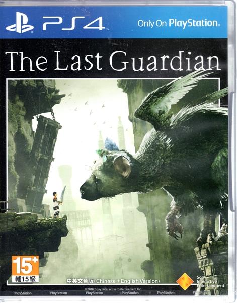 【玩樂小熊】現貨中 PS4遊戲 食人巨鷹 TRICO The Last Guardian 中文亞版