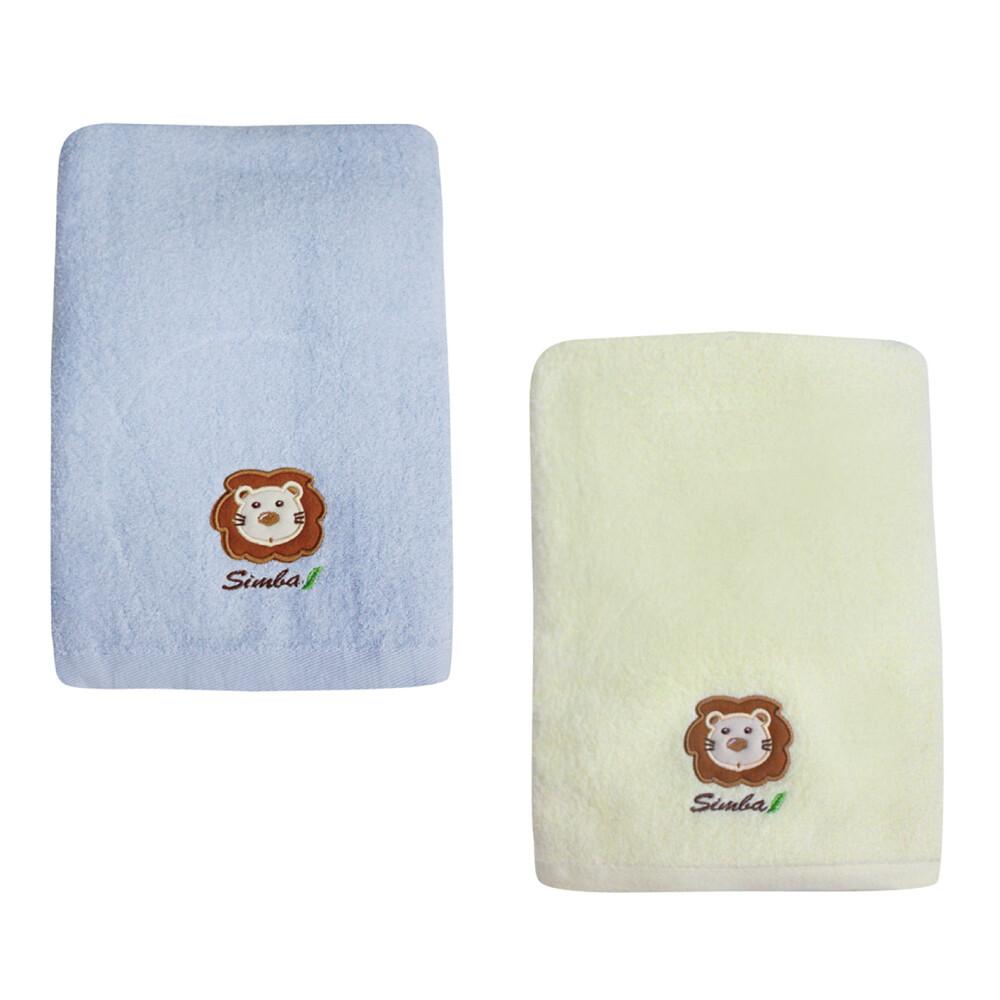 小獅王辛巴 和風高級嬰兒快乾浴巾 100%純棉台灣製