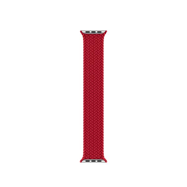 40 公釐 (PRODUCT)RED™ 編織單圈錶環 - 7 號