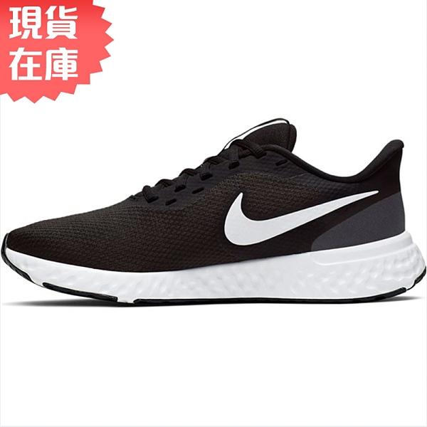 【現貨】NIKE Revolution 5 女鞋 慢跑 訓練 輕量 網布 透氣 黑 【運動世界】BQ3207-002