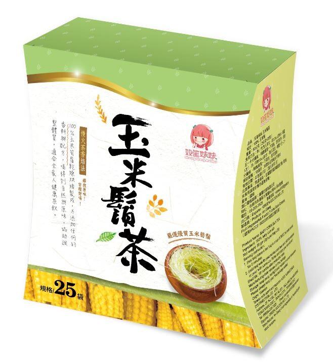 双笙妹妹玉米鬚茶