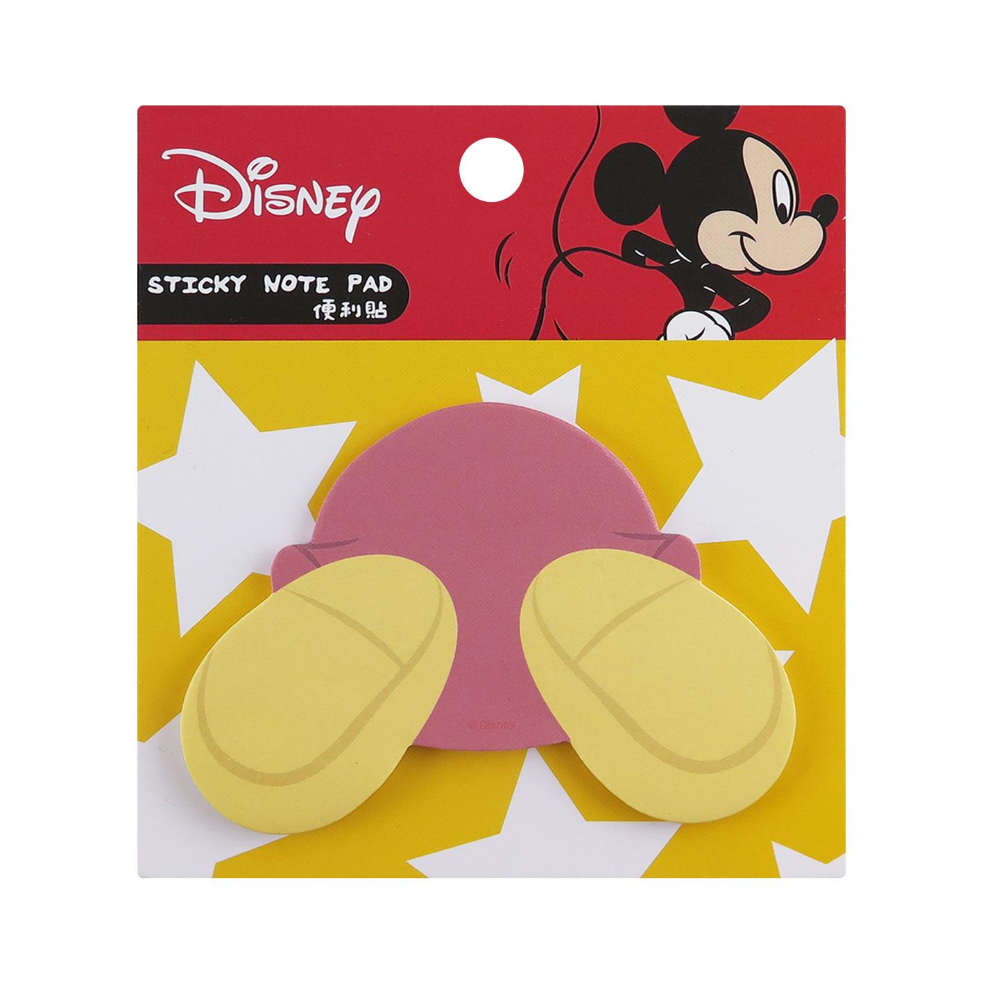 Disney迪士尼屁屁系列便條貼_米奇