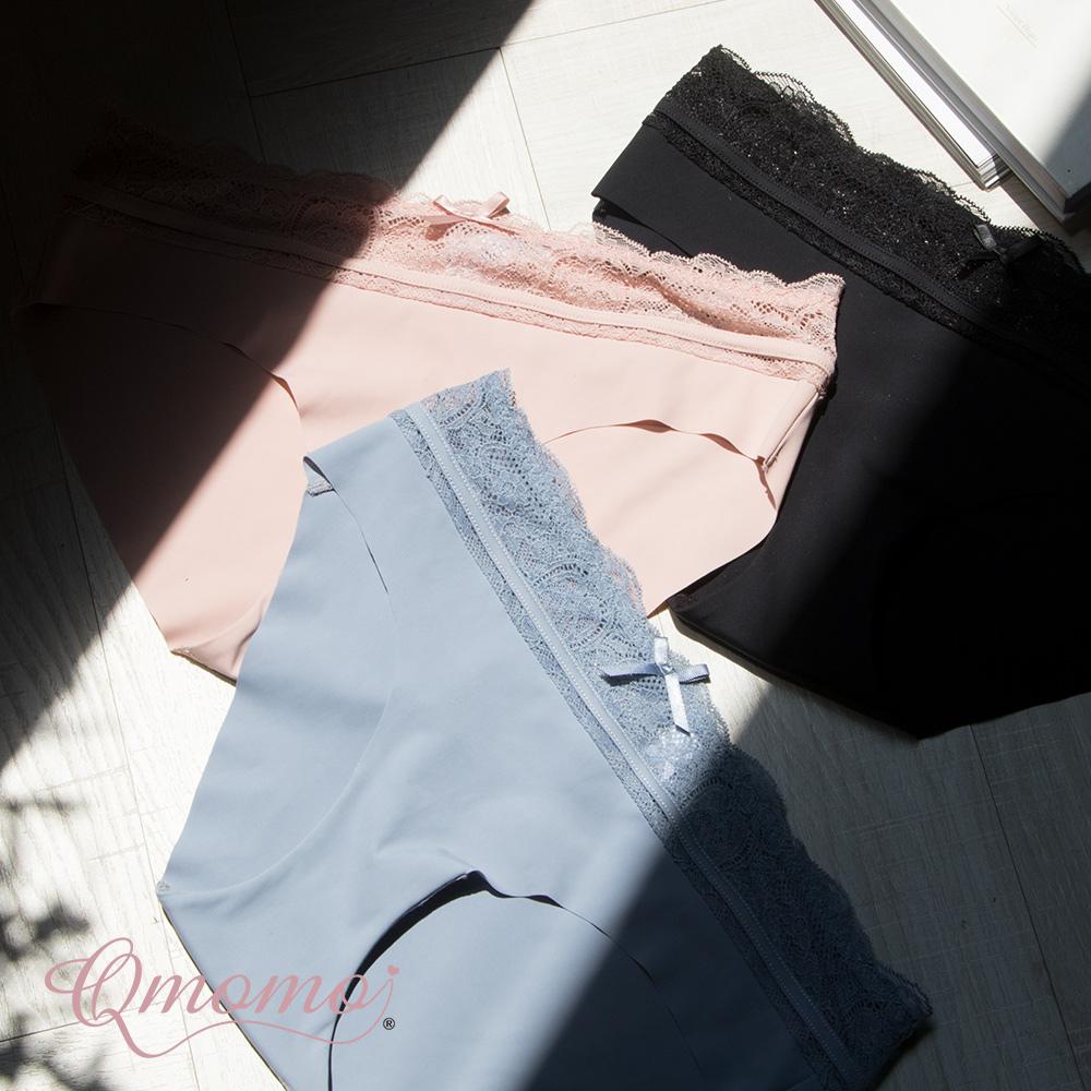 內褲【早安甜心】蕾絲無痕性感小褲(3色)