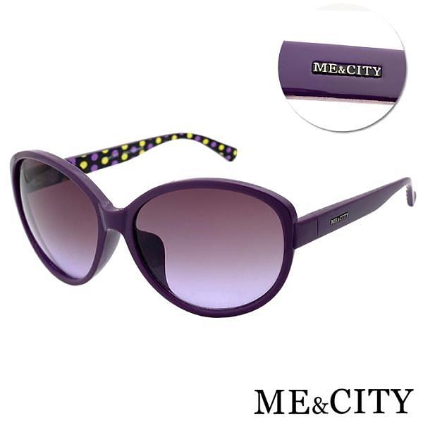 【南紡購物中心】【SUNS】ME&CITY 歐美夢幻時尚太陽眼鏡 抗UV(ME 120003 H031)