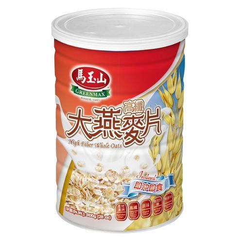 馬玉山高纖大燕麥片800g【愛買】
