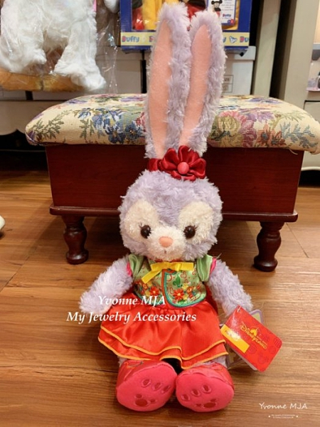 *Yvonne MJA*香港迪士尼Disney 樂園限定正品 史黛拉 SS號娃娃