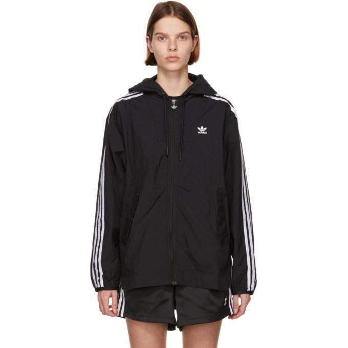 adidas Originals 黑色 Adicolor Classics 夹克