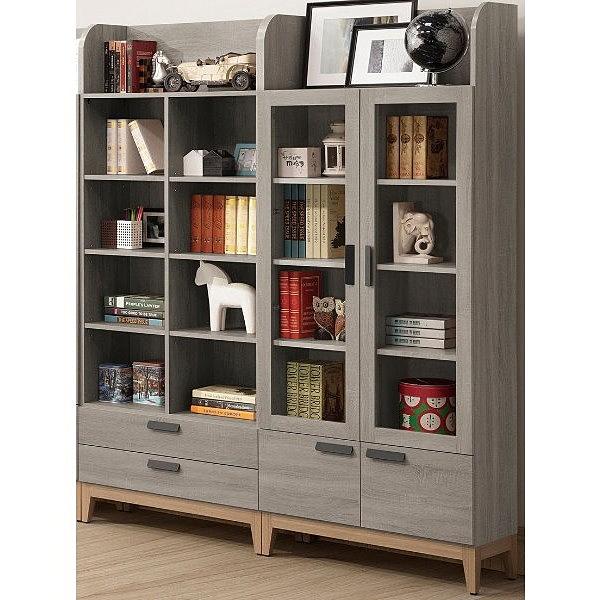 書櫃 書櫥 QW-526-23 天路5.4尺書櫃【大眾家居舘】