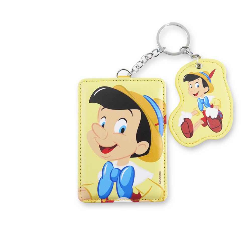 Disney迪士尼系列子母人物ID卡套_小木偶