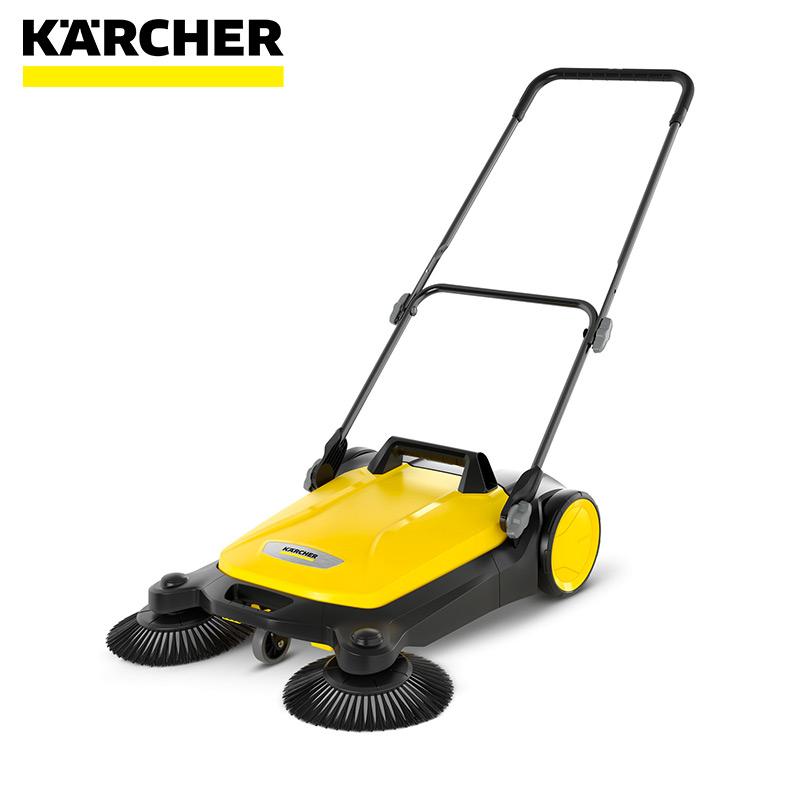 【德國凱馳 Karcher】手推式動力掃地機 S 4 TWIN S4