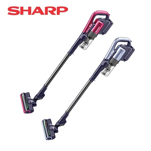 【現貨 福利品】SHARP 夏普 手持無線吸塵器標配 星空紫 EC-AR2TW-V