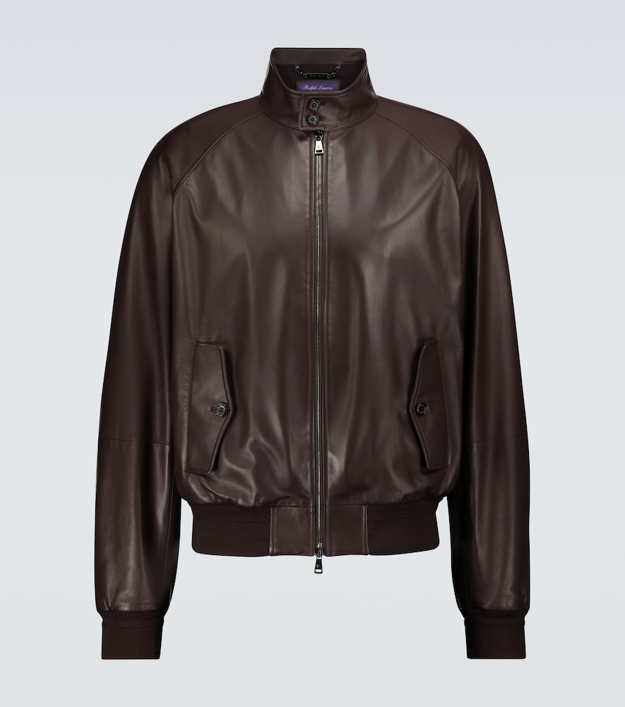 Torrence Barracuda leather jacket