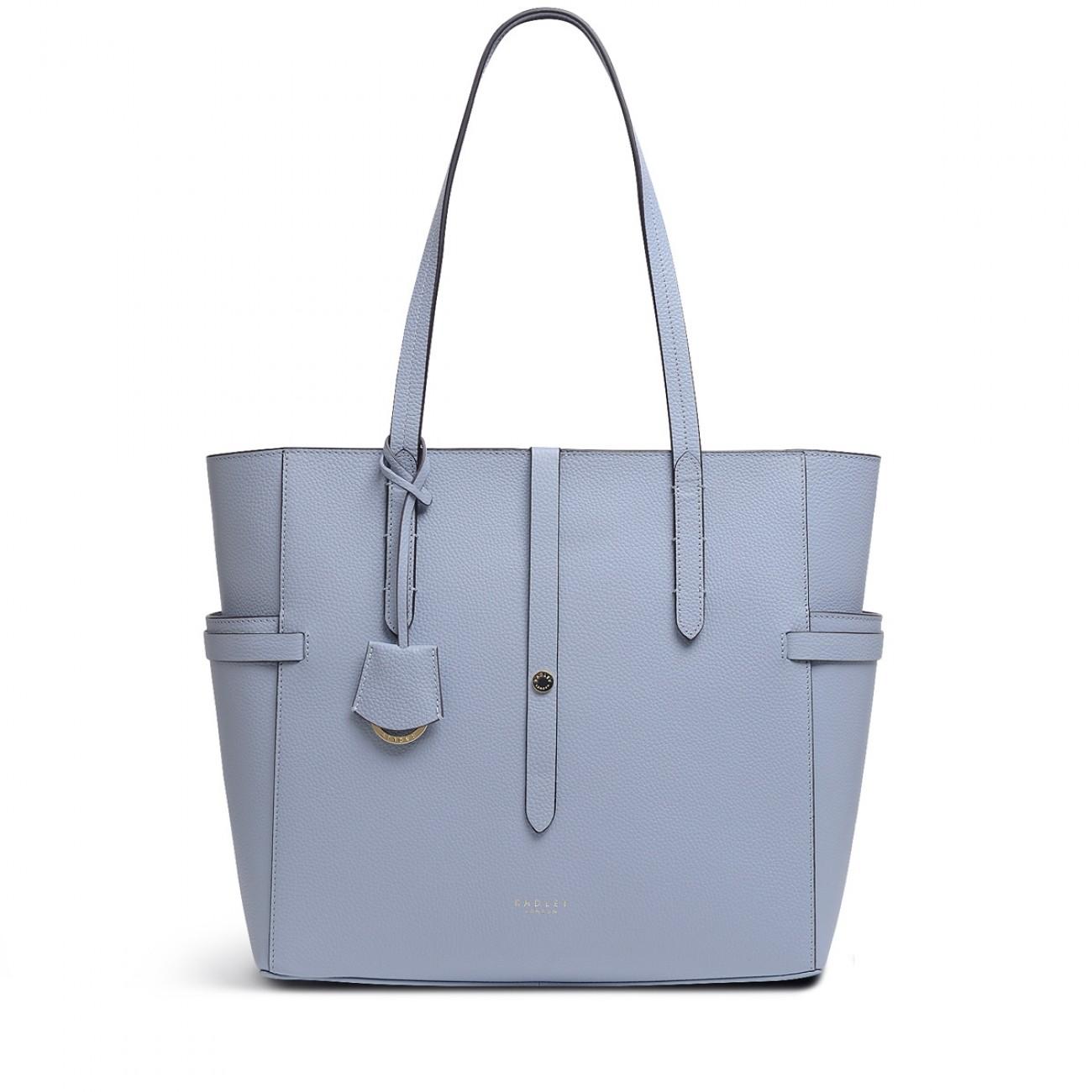 Abingdon Road Large Zip-Top Shoulder Bag